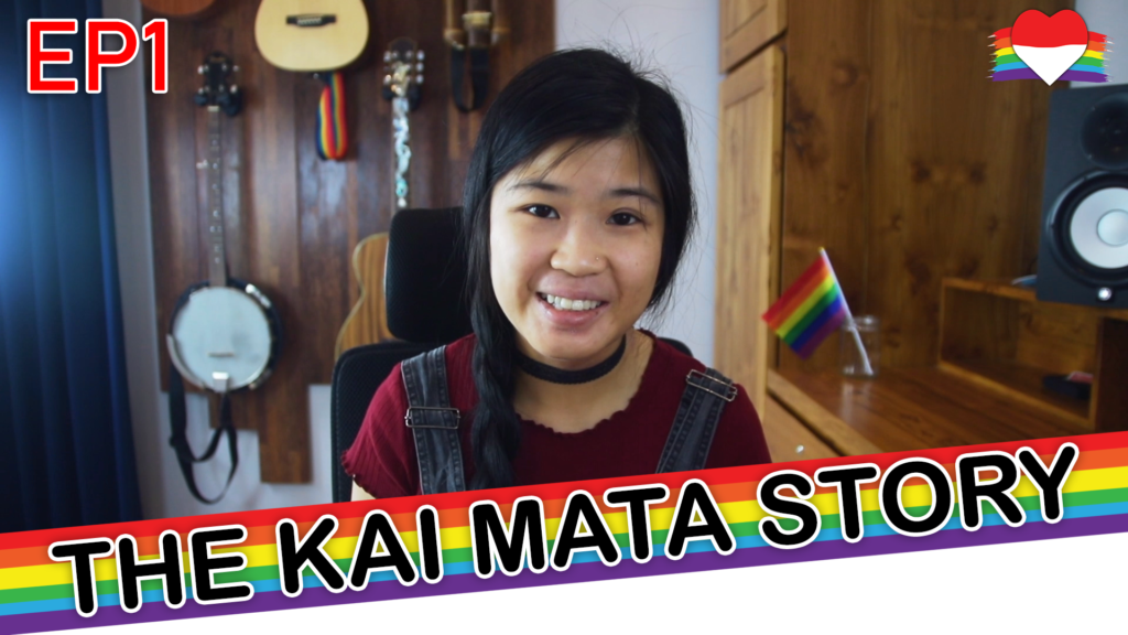 #StandUpForLOVE Episode 1 | The Kai Mata Story